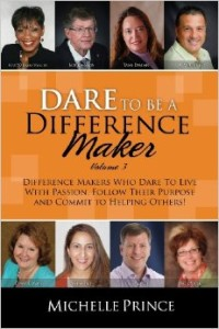 Dare to be a Difference Maker vol 3 Cover