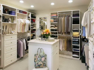 medium walk in closet